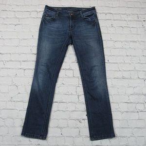 DL1961 Jeans Toni High Rise Cropped Rivington 26